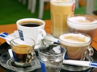Kawa Lavazza Biała
